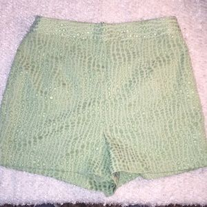 "Forex ever 21 ""dressy"" Shorts size small."